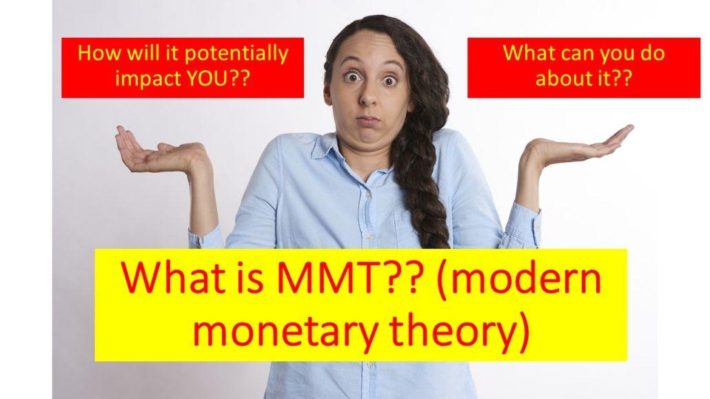 MMT-Modern Monetary Theory